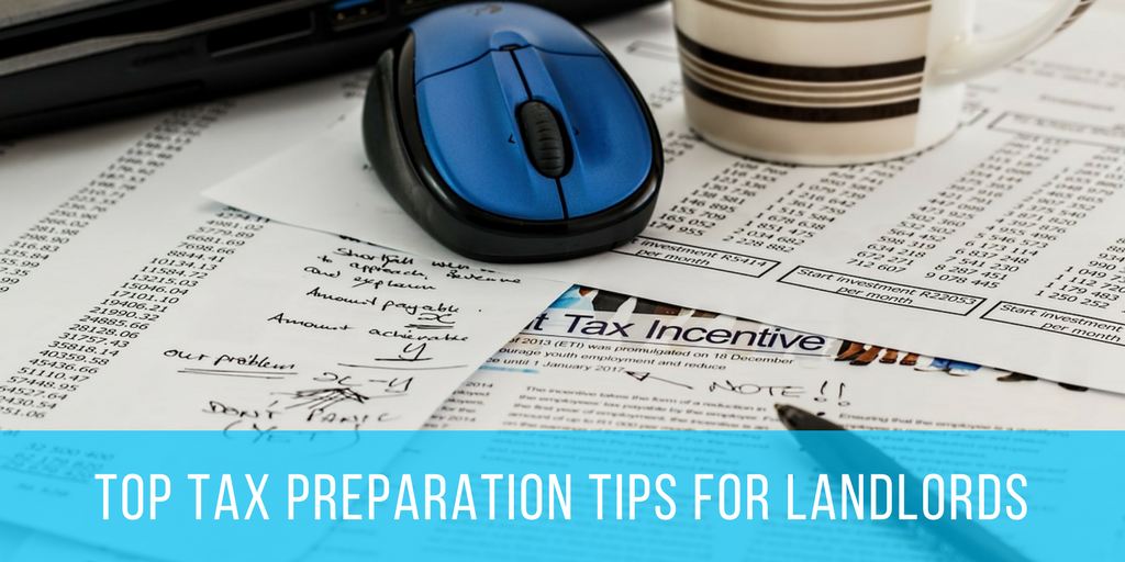 Blog - Top Tax Tips For Landlords TurboTenant