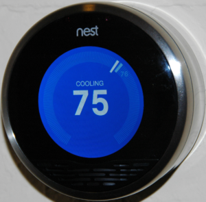 Nest thermostat as an energy upgrade for a rental property