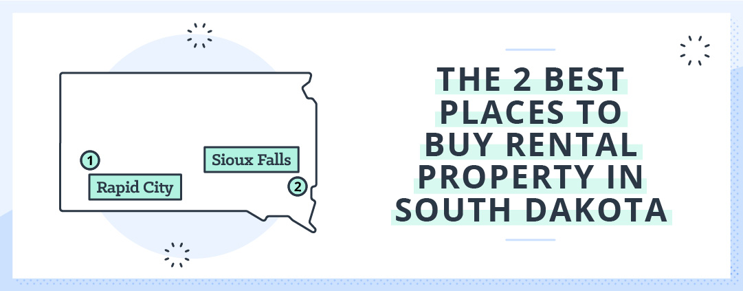 best places for rental investment in south dakota